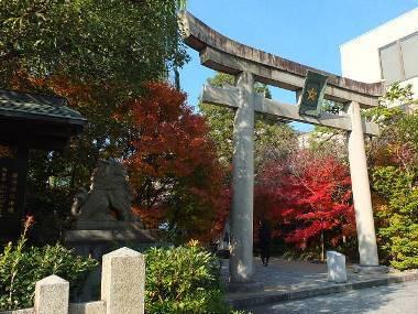 10晴明神社1214