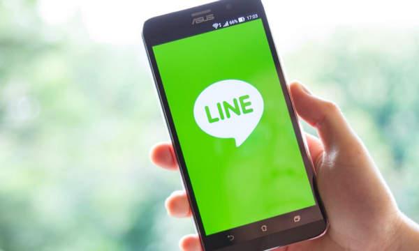 LINE NAVER 日本 韓国