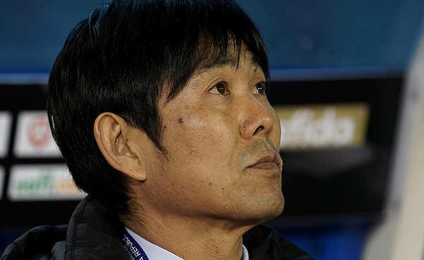 サッカー日本代表 森保一