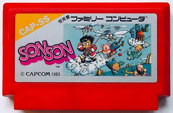 ファミコン ソンソン