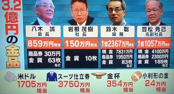 14 関電 小判 スーツ