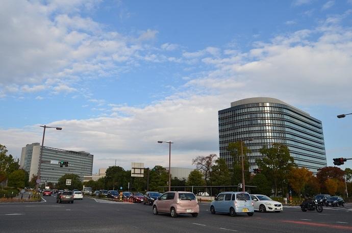 14 トヨタ本社とテクニカルセンター