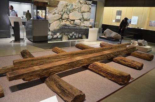 10 石垣の木材