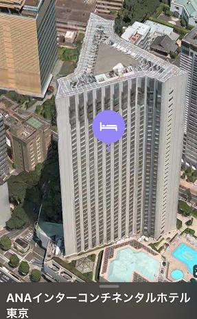 70 インターコンチネンタルホテル