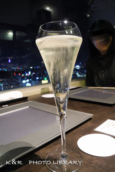 2019年12月15日5旬菜・シャンパン