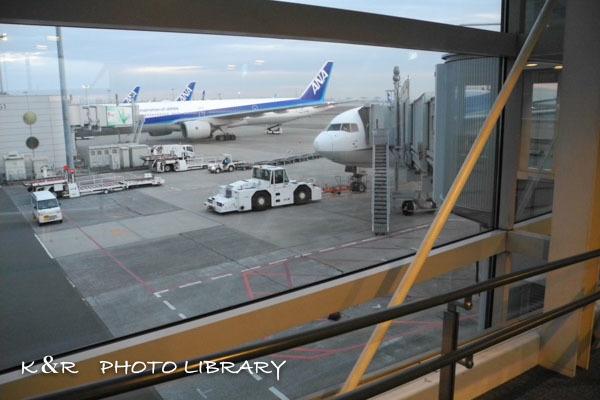 2020年1月12日10羽田〜松山空港
