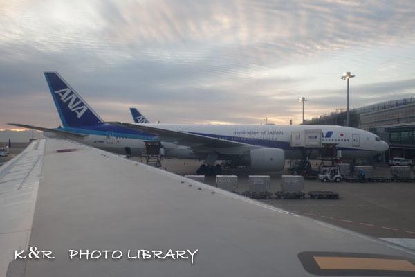 2020年1月12日12羽田〜松山空港