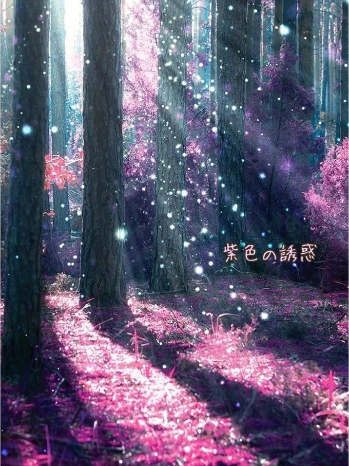 紫色の誘惑 91〜100