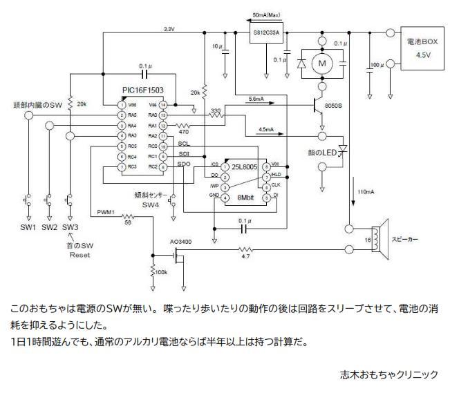 PINO(マイコン換装)4