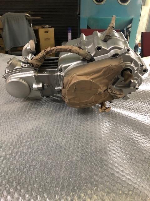 モンキーエンジン後2