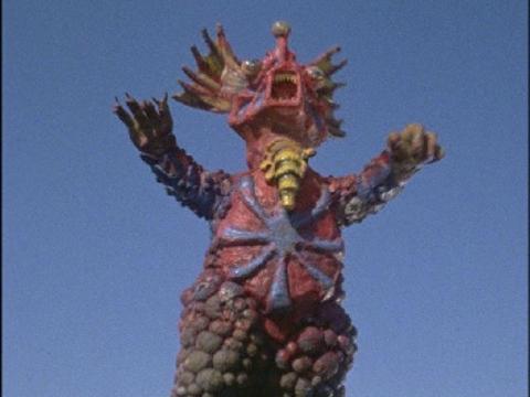 夢幻超獣 ドリームギラス