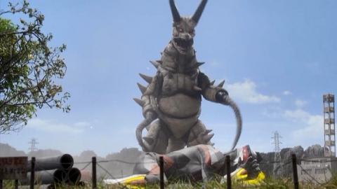 地底怪獣 グドン(SD)