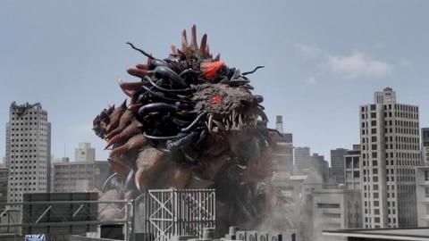 超大魔王獣 マガタノオロチ