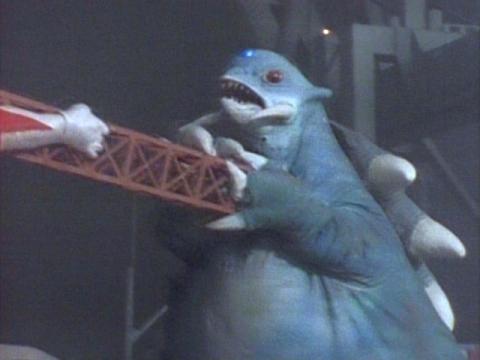 伝説深海怪獣 コダラー