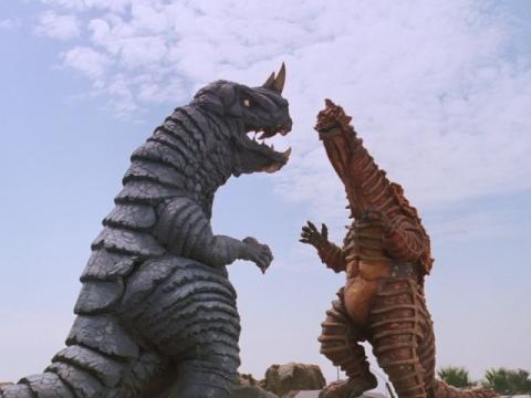 アボラス(パワード) vs バニラ(パワード)
