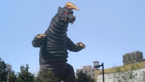 用心棒怪獣 ブラックキング
