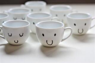 WISHくんカップ