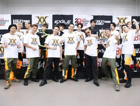 Exile ライブ