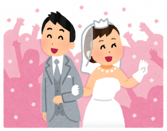 コロナ_妊娠中なのに結婚式