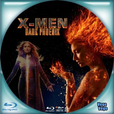 X-MEN:ダーク・フェニックス B3