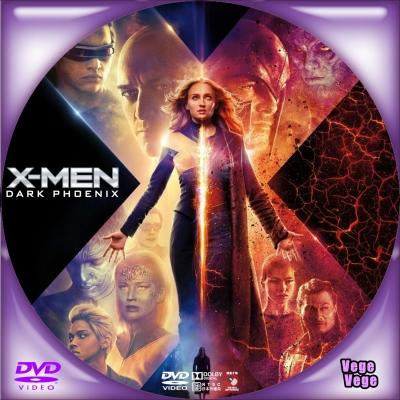 X-MEN:ダーク・フェニックス D2
