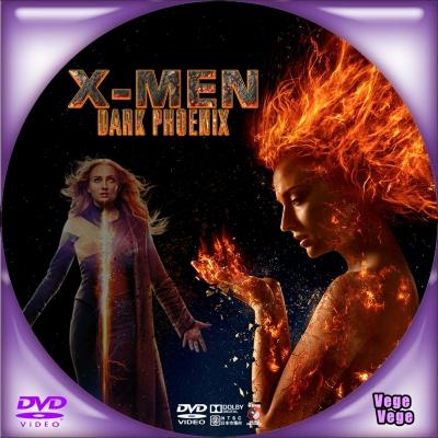 X-MEN:ダーク・フェニックス D3