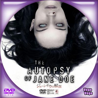 ジェーン・ドウの解剖 1S