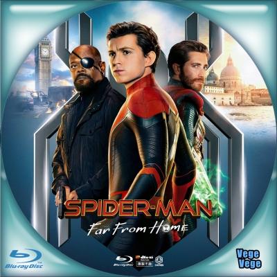スパイダーマン:ファー・フロム・ホーム B2