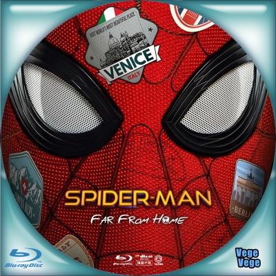 スパイダーマン:ファー・フロム・ホーム B5ー