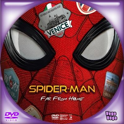 スパイダーマン:ファー・フロム・ホーム D5