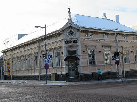 オウル古い建物