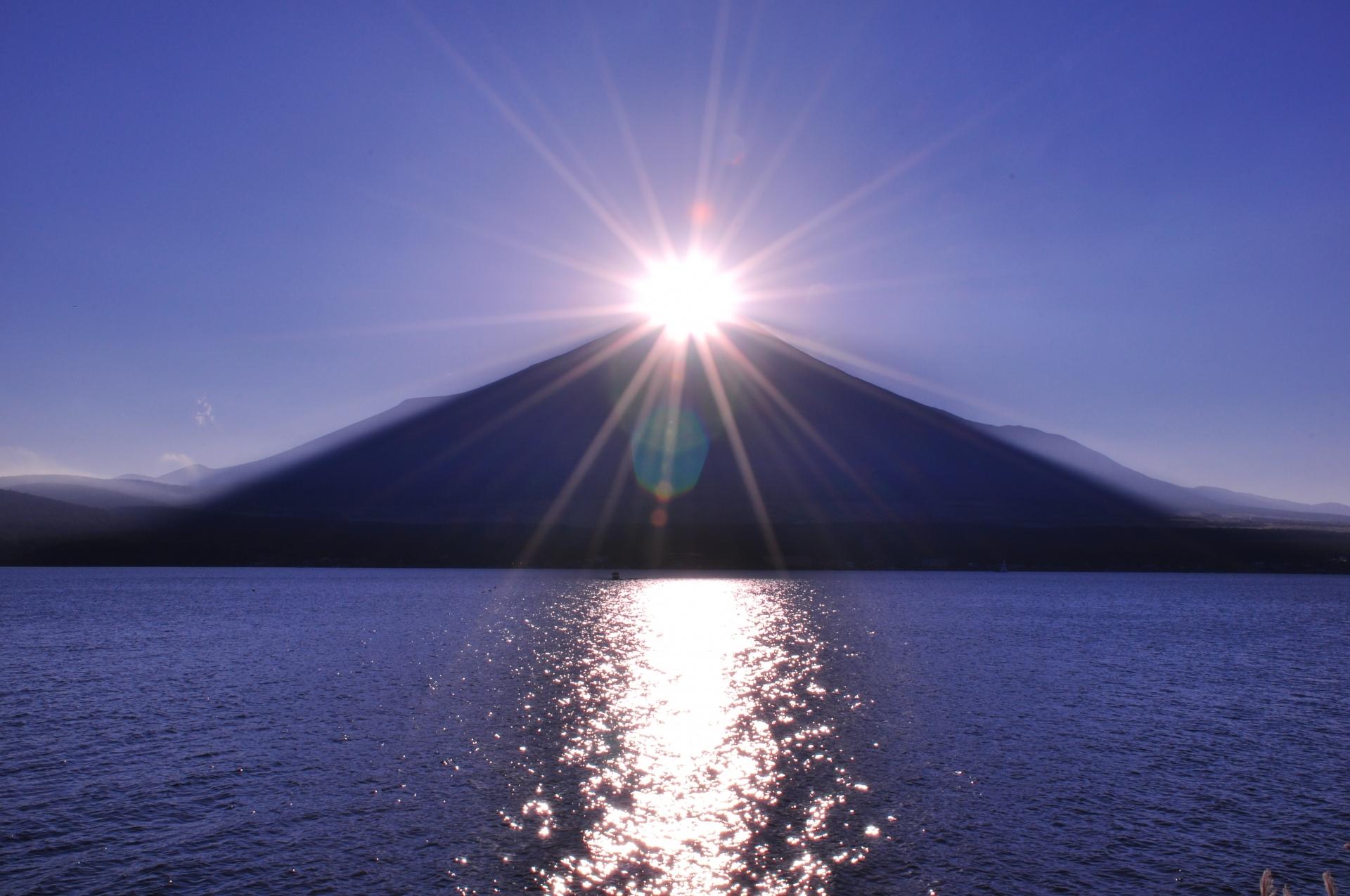 富士 日之出