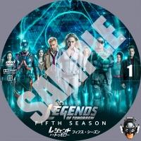 Legends of Tomorrow S5 01 samp