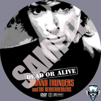 Johnny Thunders and the Heartbreakers - Dead Or Alive samp