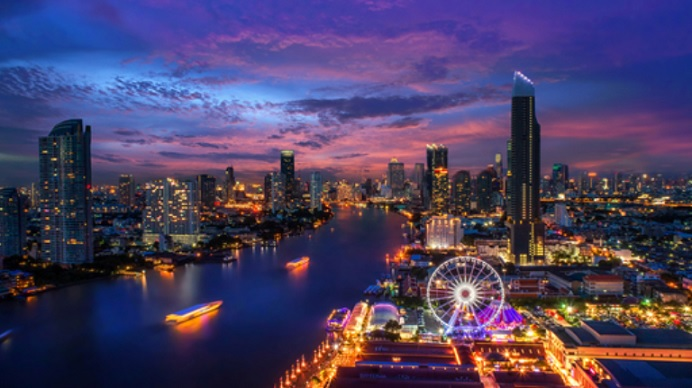 202002バンコク旅行①