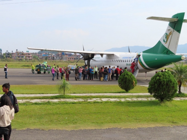 KからP3空港