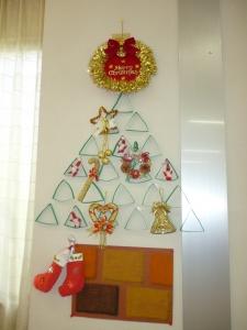 今年のクリスマスツリーは