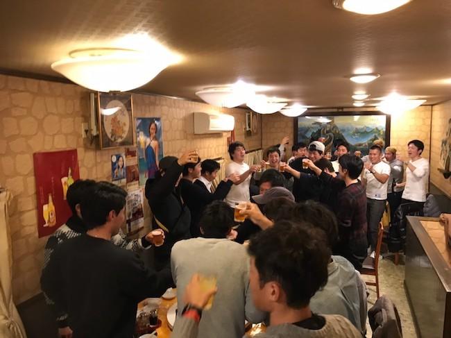 01_2019納会乾杯