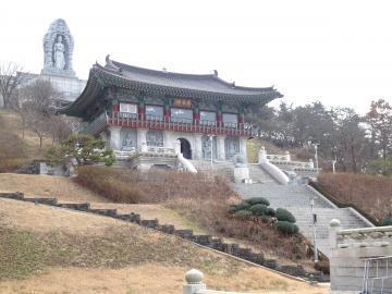 2020年1月3日 百済仏教最初渡来地2