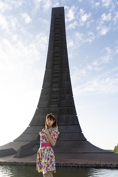 はるか:記念塔