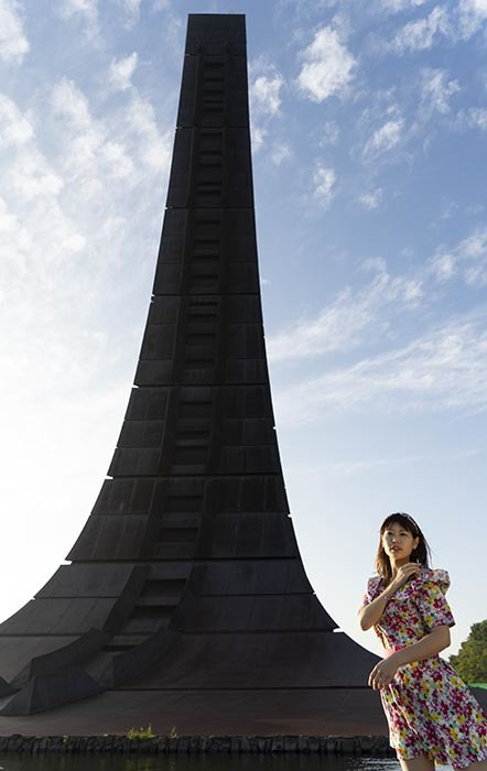 はるか:記念塔3