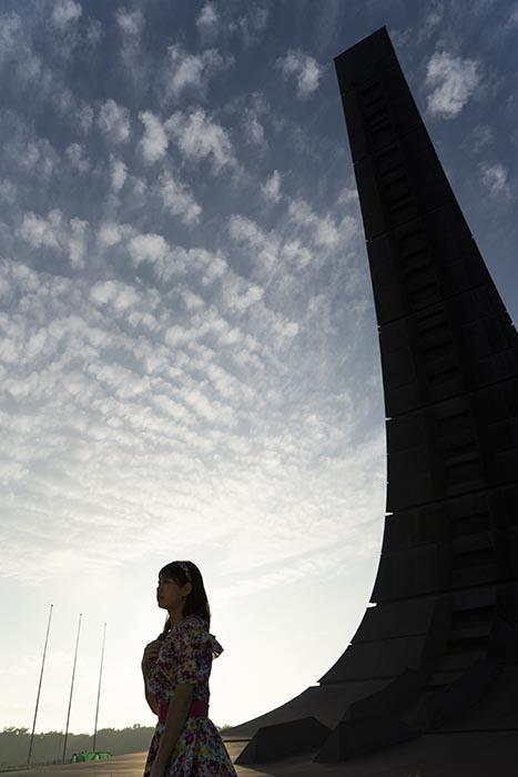 はるか:記念塔2