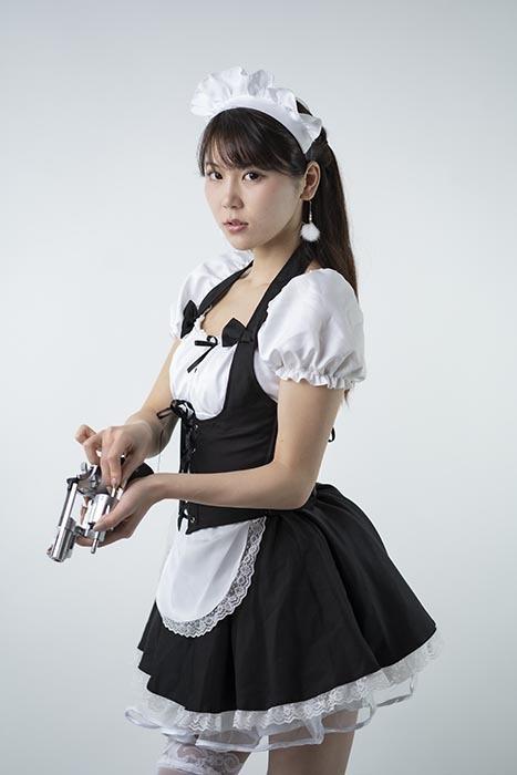 さくら:メイドと銃2