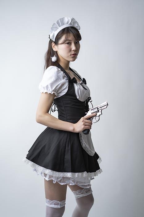 さくら:メイドと銃3