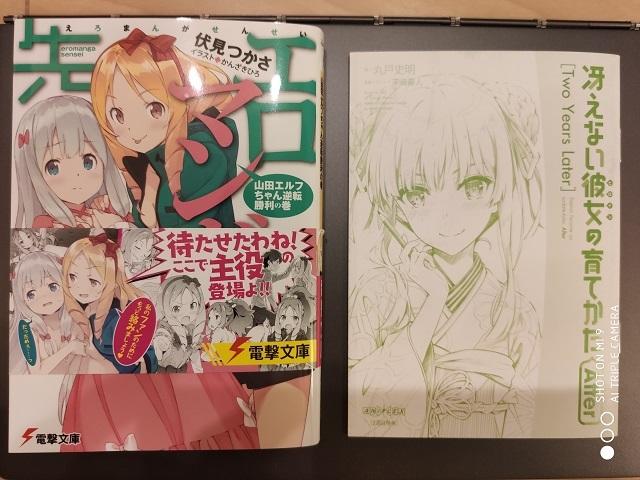 エロマンガ先生12 山田エルフちゃん逆転勝利の巻