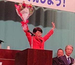 社民党全国大会4