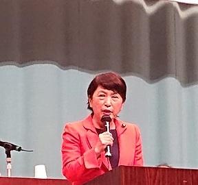 社民党全国大会5