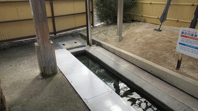湯の川足湯5