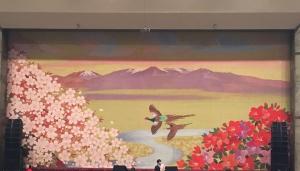 2019年11月23日 岩手県奥州市〈前沢ふれあいせんたー」  和田秀和氏提供