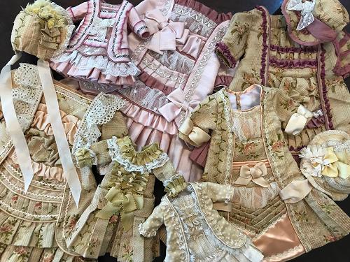 2019年12月出品用ドレス